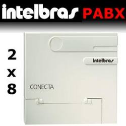 Central PABX intelbras Conecta