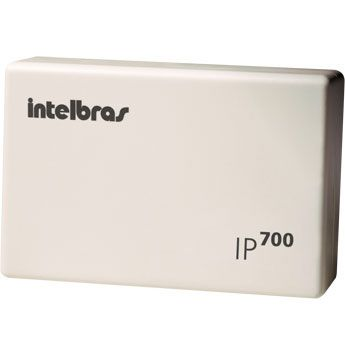 IP 700 interface de porteiro eletronico intelbras